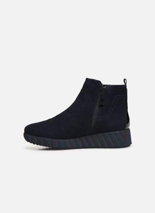 Bottines et boots Tamaris 25485 Bleu vue face