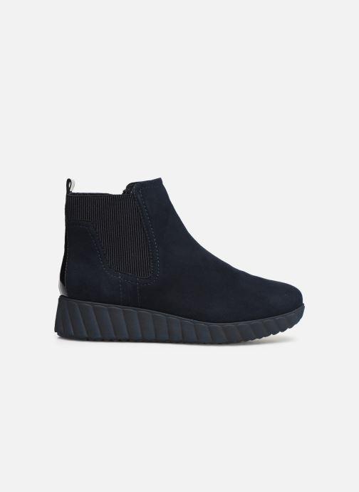 Bottines et boots Tamaris 25485 Bleu vue derrière