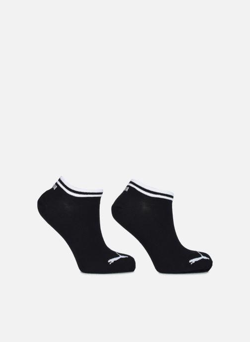 Chaussettes et collants Puma Socks PUMA HERITAGE SNEAKER 2P Noir vue détail/paire