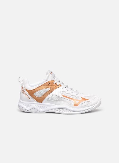 Chaussures de sport Mizuno Ghost Shadow - W Blanc vue derrière