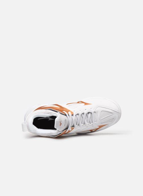 Chaussures de sport Mizuno Ghost Shadow - W Blanc vue gauche