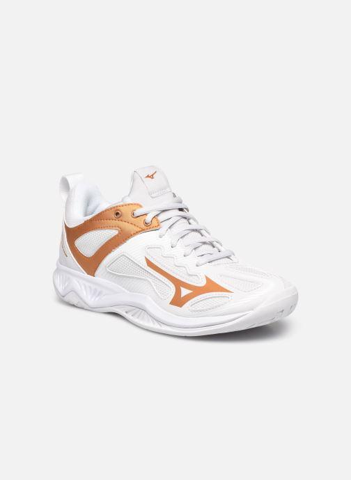 Chaussures de sport Mizuno Ghost Shadow - W Blanc vue détail/paire