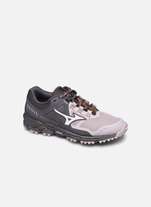 Chaussures de sport Mizuno Wave Daichi 5 - W Gris vue détail/paire