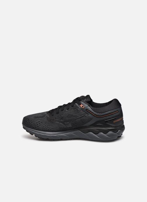 Chaussures de sport Mizuno Wave Skyrise - W Noir vue face