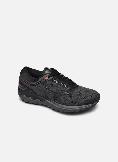Chaussures de sport Mizuno Wave Skyrise - W Noir vue détail/paire