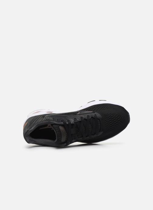 Chaussures de sport Mizuno Wave Rider 23 - W Noir vue gauche