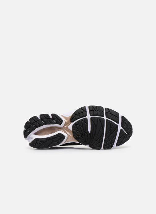 Chaussures de sport Mizuno Wave Rider 23 - W Noir vue haut