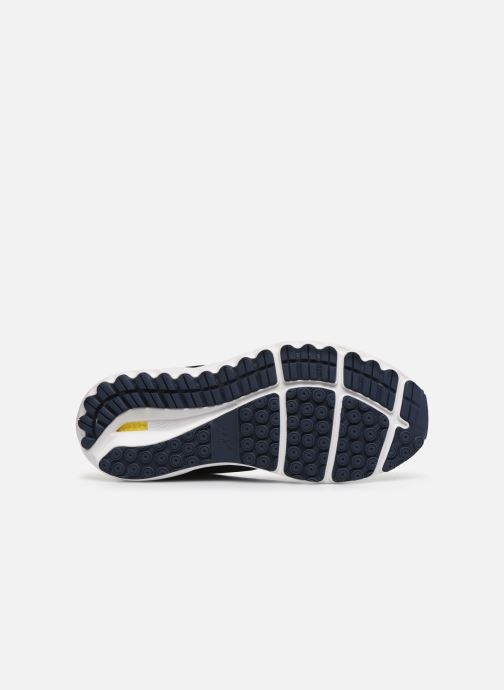 Zapatillas de deporte Mizuno Wave Skyrise Azul vista de arriba