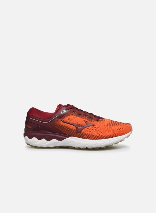 Zapatillas de deporte Mizuno Wave Skyrise Rojo vistra trasera