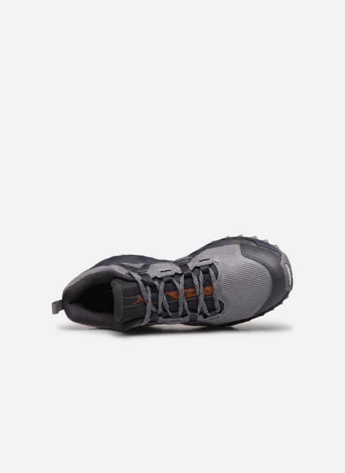Zapatillas de deporte Mizuno Wave Mujin 6 Gris vista lateral izquierda