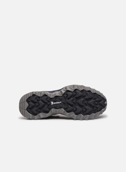 Zapatillas de deporte Mizuno Wave Mujin 6 Gris vista de arriba