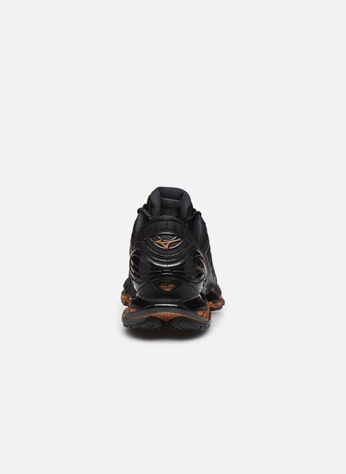 Zapatillas de deporte Mizuno Wave Prophecy 9 Negro vista lateral derecha