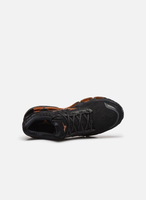 Zapatillas de deporte Mizuno Wave Prophecy 9 Negro vista lateral izquierda