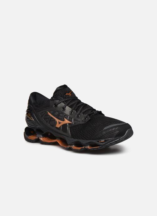 Zapatillas de deporte Mizuno Wave Prophecy 9 Negro vista de detalle / par