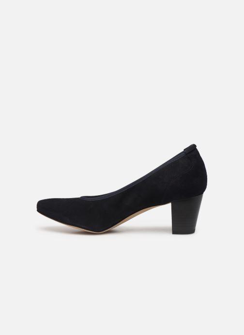Zapatos de tacón Perlato 11517 Azul vista de frente