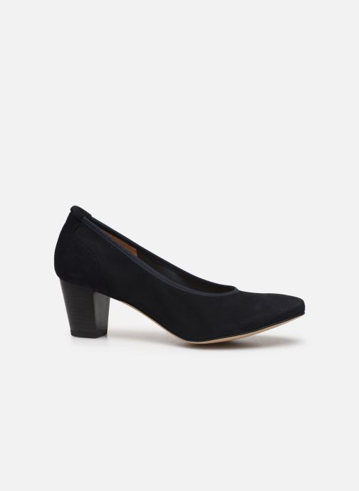 Zapatos de tacón Perlato 11517 Azul vistra trasera