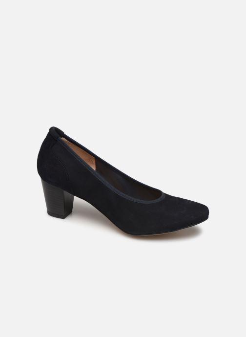 Zapatos de tacón Perlato 11517 Azul vista de detalle / par