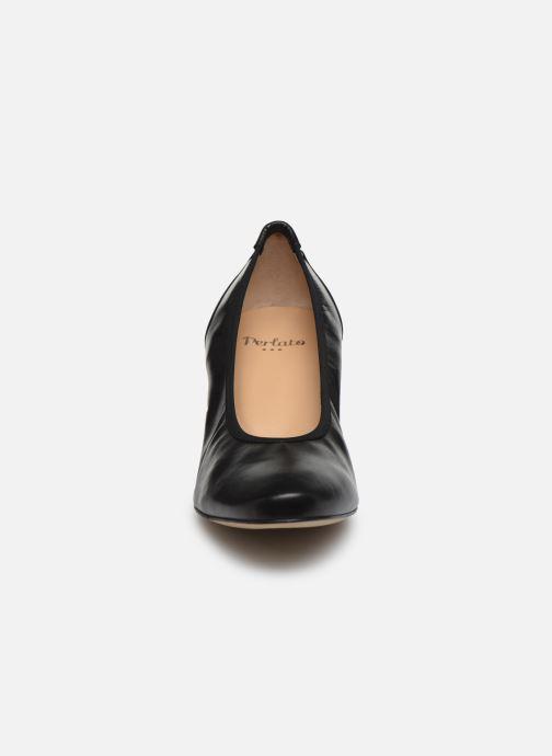 Escarpins Perlato 11517 Noir vue portées chaussures