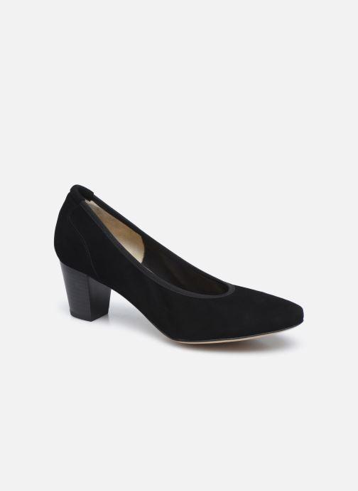 Zapatos de tacón Perlato 11517 Negro vista de detalle / par