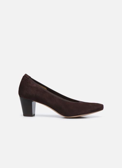 Zapatos de tacón Perlato 11517 Marrón vistra trasera