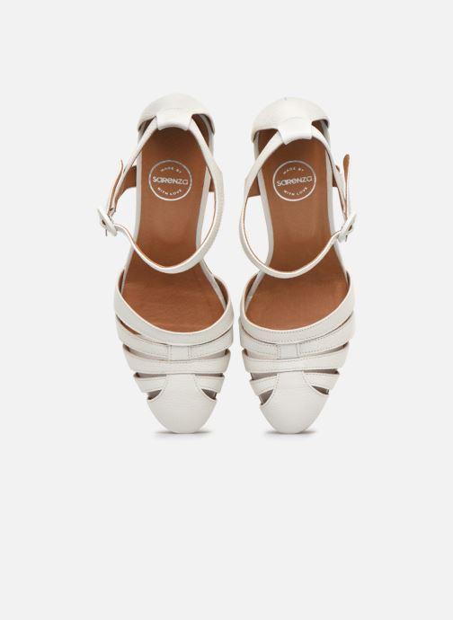 Escarpins Made by SARENZA South Village Escarpin #1 Blanc vue portées chaussures