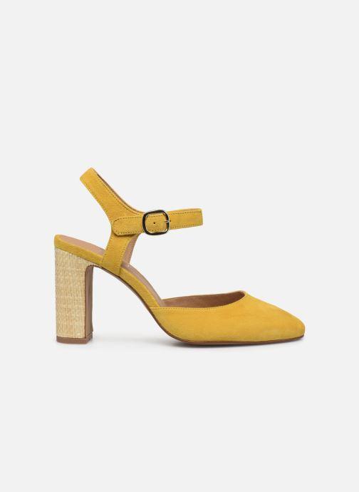 Zapatos de tacón Made by SARENZA South Village Escarpin #2 Amarillo vista de detalle / par