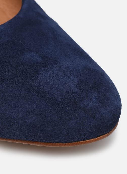 Zapatos de tacón Made by SARENZA South Village Escarpin #5 Azul vista lateral izquierda