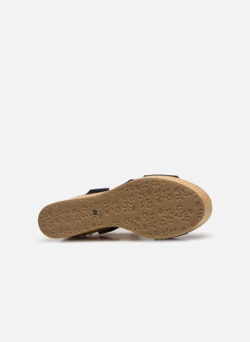 Sandalen Made by SARENZA South Village Sandales Plates #3 Blauw boven