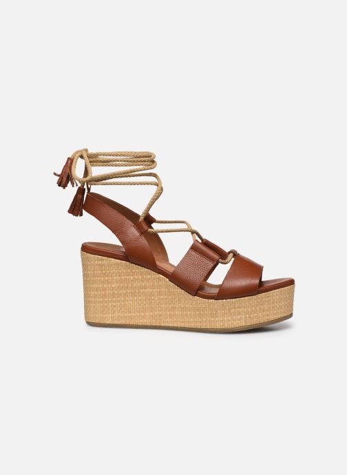 Sandali e scarpe aperte Made by SARENZA South Village Sandales Plates #3 Marrone vedi dettaglio/paio