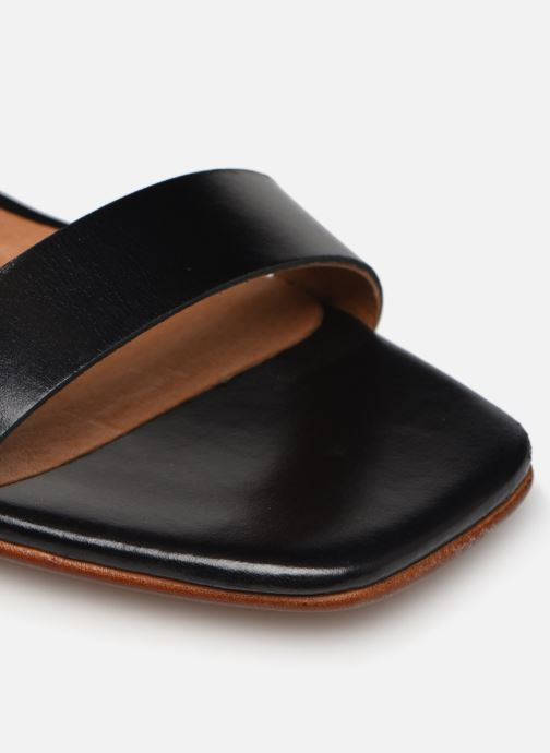 Sandalias Made by SARENZA Summer Folk Sandales à Talons 1 Negro vista lateral izquierda