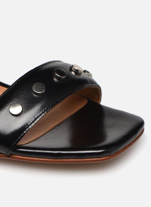 Sandali e scarpe aperte Made by SARENZA Summer Folk Sandales à Talons 2 Nero immagine sinistra