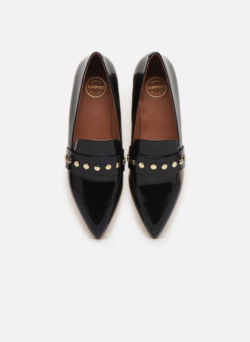 Mocassins Made by SARENZA Summer Folk Mocassins #2 Noir vue portées chaussures