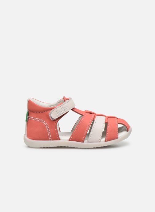 Sandali e scarpe aperte Kickers Bigflo-2 Rosa immagine posteriore