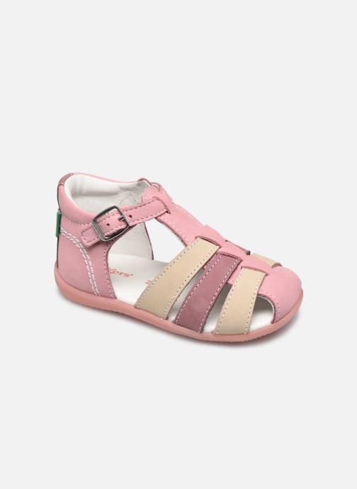Sandali e scarpe aperte Kickers Bigfly-2 Rosa vedi dettaglio/paio