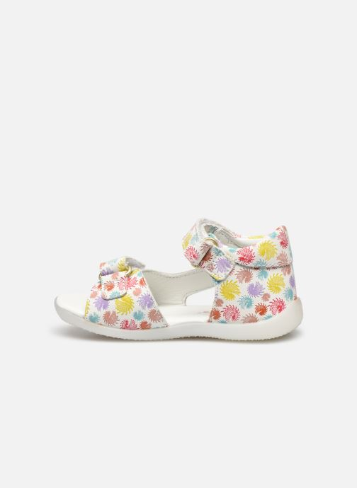 Sandales et nu-pieds Kickers Binsia-2 Multicolore vue face