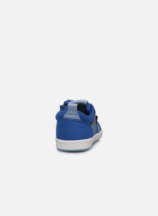 Baskets Kickers Tomiloo Bb Bleu vue droite