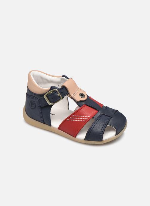 Sandalen Kickers Bogoz blau detaillierte ansicht/modell