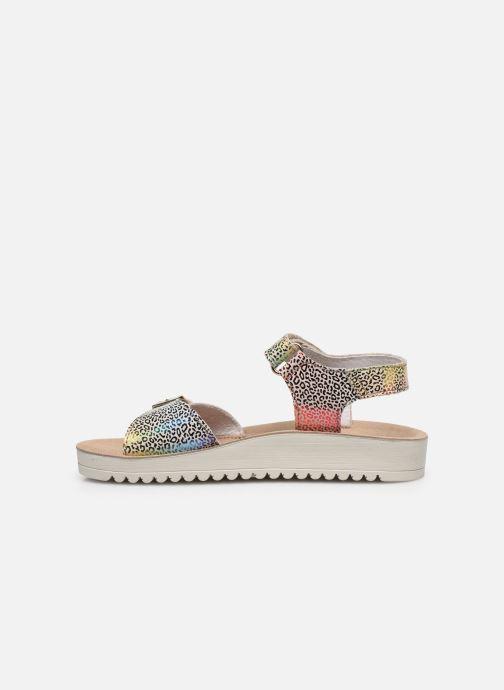 Sandalen Kickers Odyssa Multicolor voorkant