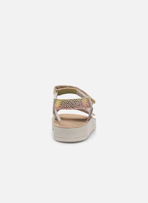 Sandali e scarpe aperte Kickers Odyssa Multicolore immagine destra