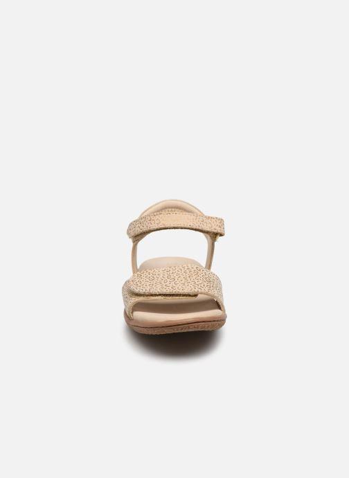 Sandalen Kickers Vepiuma Beige model