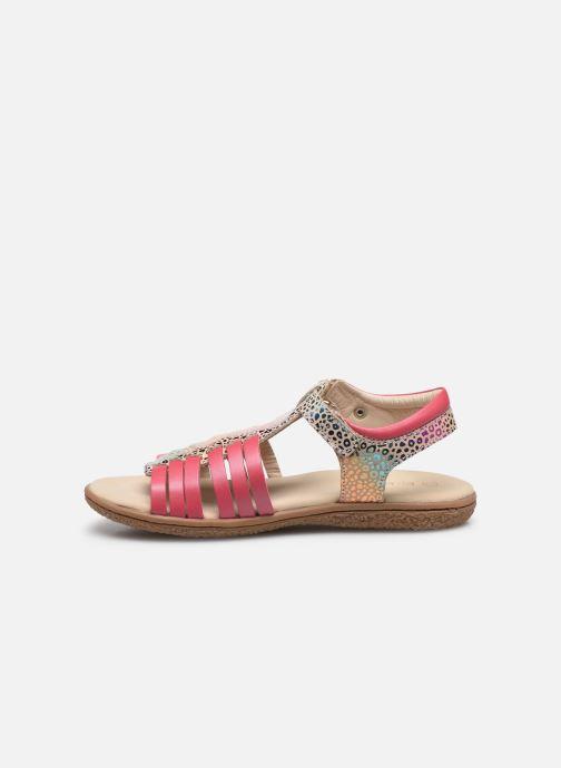 Sandalen Kickers Verybest mehrfarbig ansicht von vorne