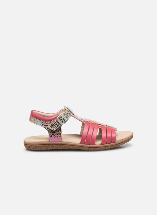 Sandalen Kickers Verybest mehrfarbig ansicht von hinten