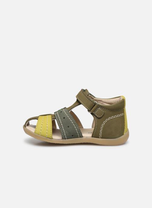 Sandales et nu-pieds Kickers Bigbazar-2 Vert vue face