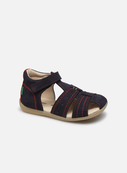 Sandali e scarpe aperte Kickers Bigbazar-2 Azzurro vedi dettaglio/paio