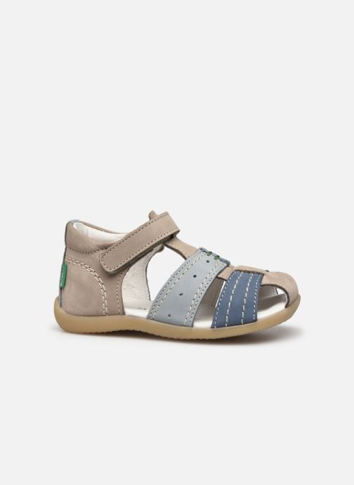 Sandali e scarpe aperte Kickers Bigbazar-2 Grigio immagine posteriore