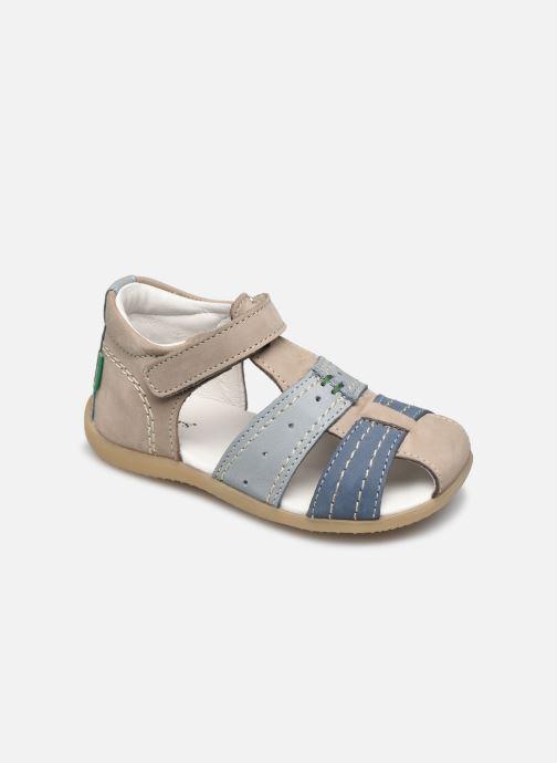 Sandali e scarpe aperte Kickers Bigbazar-2 Grigio vedi dettaglio/paio