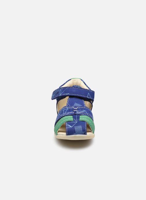 Sandalen Kickers Bigbazar-2 Blauw model
