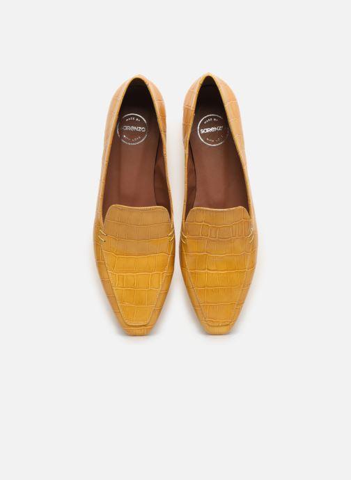 Mocassins Made by SARENZA South Village Mocassin #4 Jaune vue portées chaussures