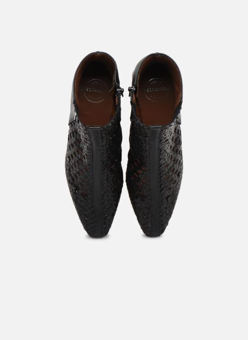Stivaletti e tronchetti Made by SARENZA Riviera Couture Boots #1 Nero modello indossato