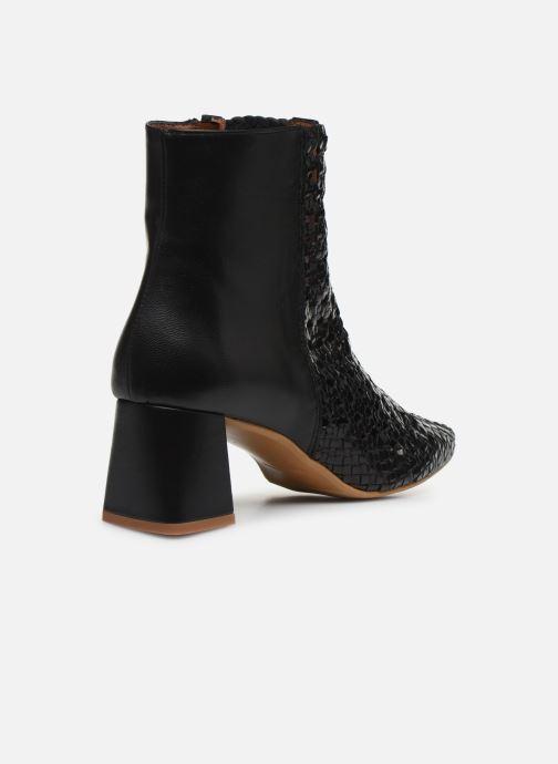 Bottines et boots Made by SARENZA Riviera Couture Boots #1 Noir vue face